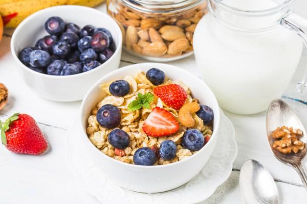 Полезный завтрак: овсяная каша