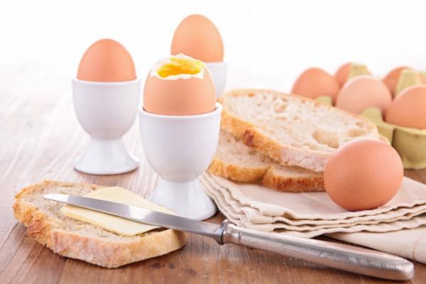 Яйца обеспечивают длительно чувство сытости