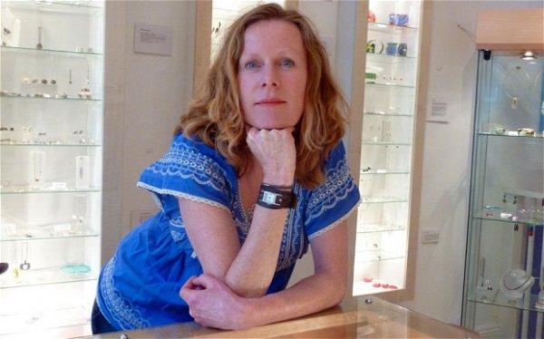 Вики Сьюварт боролась с раком с помощью диеты и спорта
