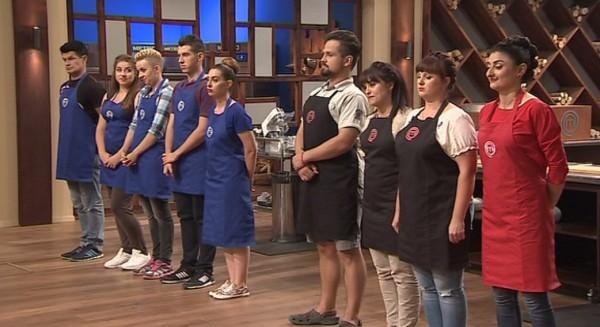 МастерШеф 6 сезон 26 выпуск: участники перед конкурсом