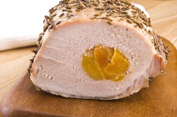 Запеченная свинина на Новый год