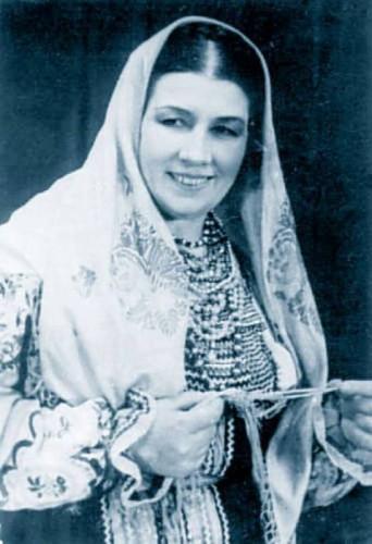 Сегодня, 21 сентября, день памяти лидии руслановой (27101900 - 21091973)