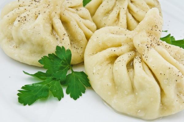 Рецепт                  Хинкали: Рецепт приготовления