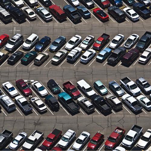 Тренируй память на парковке