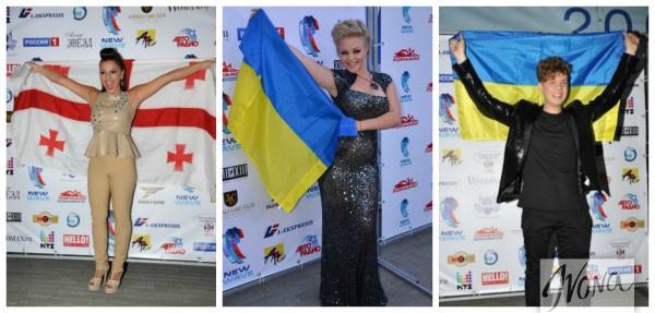 Смотри результаты трех конкурсных дней Новой волны 2014