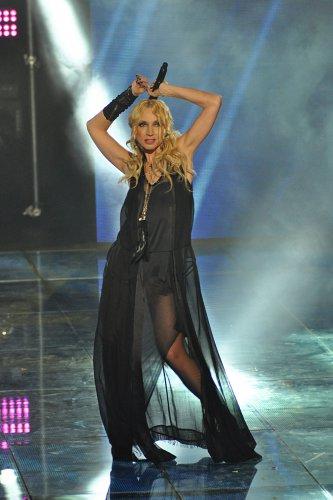 Кристина Орбакайте выступает в Ялте