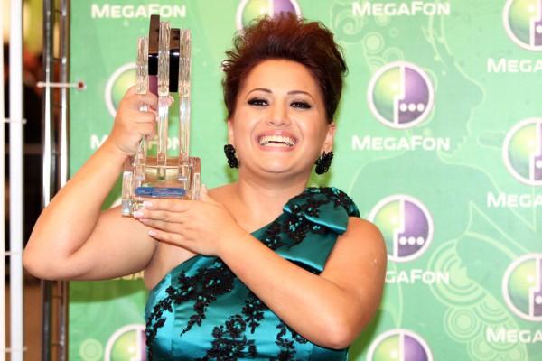 Сона Шахгелдян – победительница Новой волны 2010