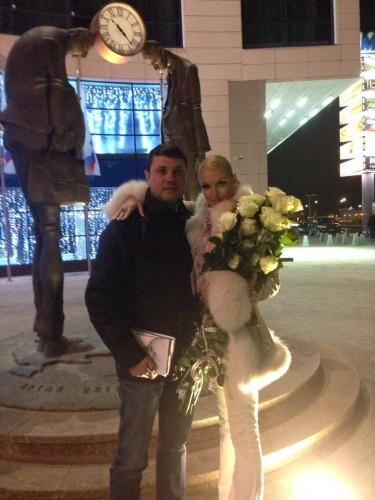 Анастасия Волочкова показала новые фото с возлюбленным