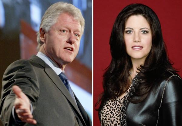Про секс-скандал Клінтона та Левінські знімуть серіал