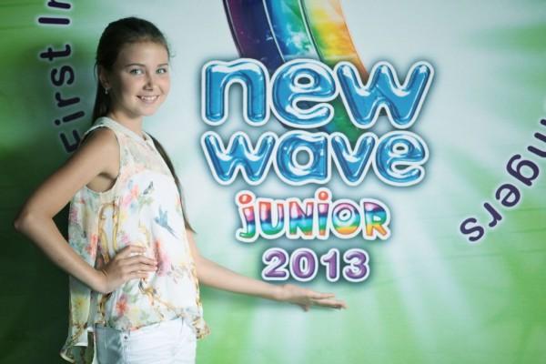 София Тарасова выиграла конкурс Детская Новая волна 2013