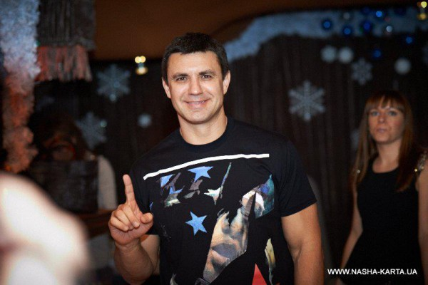 Николай Тищенко просит о помощи