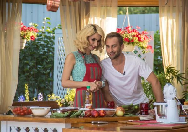 Дмитрий Шепелев будет вести кулинарное шоу