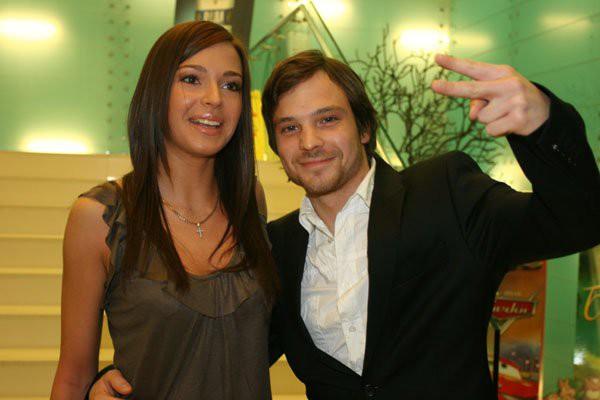 Алексей Чадов и Агния Дитковските строят дом