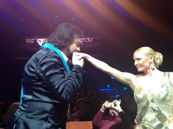 Анастасия Волочкова похвасталась тем, что Филипп Киркоров посвятил ей песню
