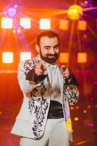 Арам Арзуманян примет участие в