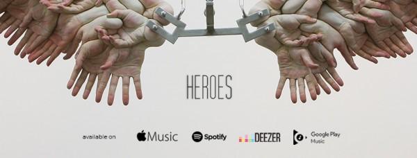 Обложка Heroes фото