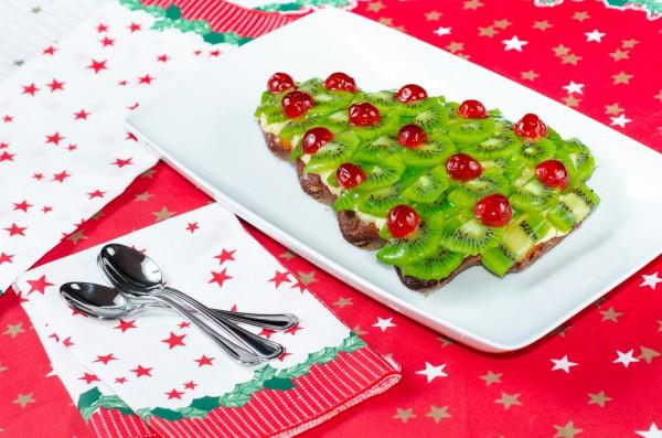 вкусный новогодний торт рецепт