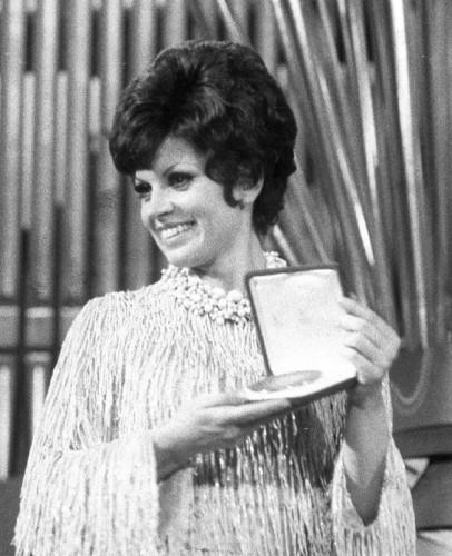 Саломе – победительница конкурса Евровидение 1969 года