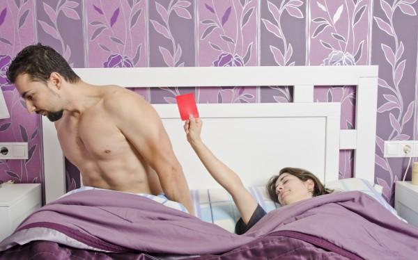 Секс во время менструций