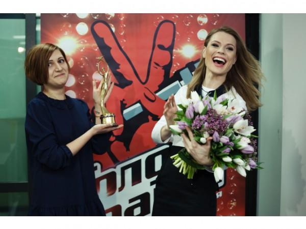 Оля Фреймут получила престижную награду