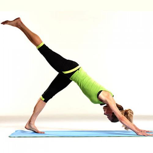 Комплекс упражнений йоги поможет тебе улучшить метаболизм