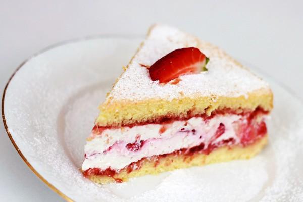 как приготовить торт виктория