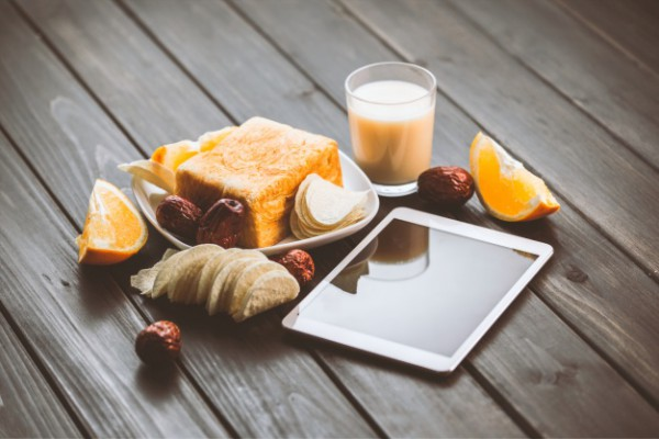 Полезный завтрак: тосты