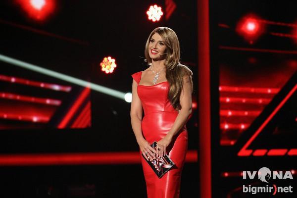 Оксана Марченко объявила участника, который покинул Х-фактор 4 в девятом прямом эфире
