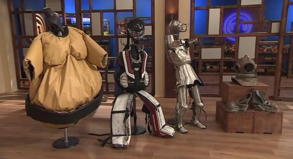 МастерШеф 6 сезон 24 выпуск: костюмы, в которых готовили на битве черных фартуков