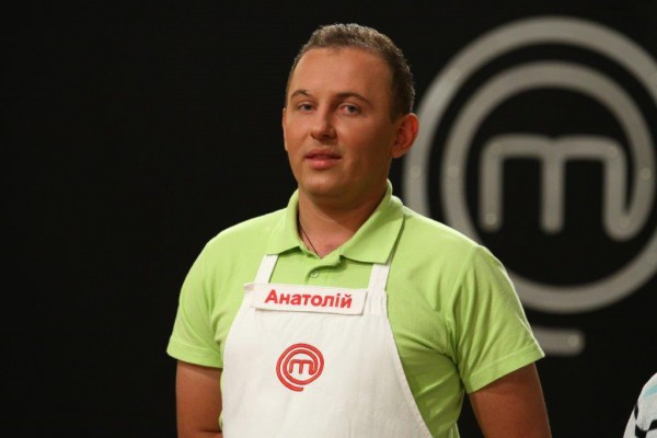 Анатолий Цуперяк – участник шоу МастерШеф 3