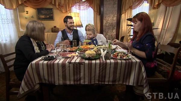 Холостяк 5 сезон десятый выпуск: Сергей поужинал с родственниками Марины