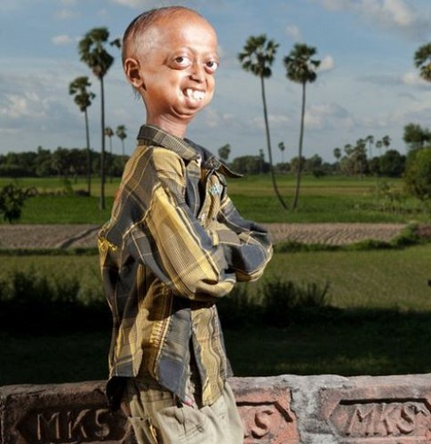 14-летний Али Хусейн