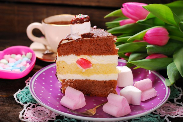 торт на восьмое марта домашний с рецептом