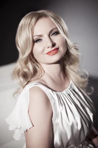 Народная артистка Украины Наталья Шелепницкая