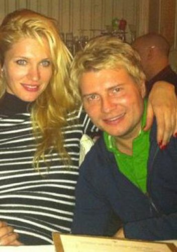 Николай Басков и его новая пассия