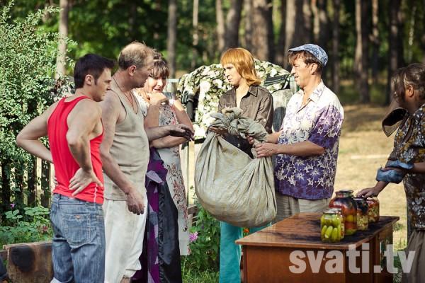 Сериал Сваты может получить премию в престижной номинации