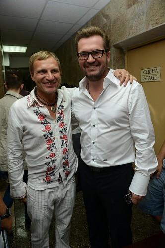 Пономарев и Скрипка открыли свой бизнес