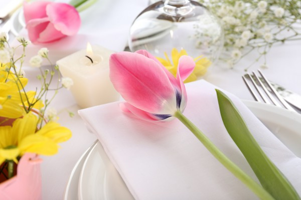 8 марта – самый весенний праздник