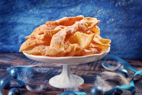 Печенье Хворост: пошаговый рецепт