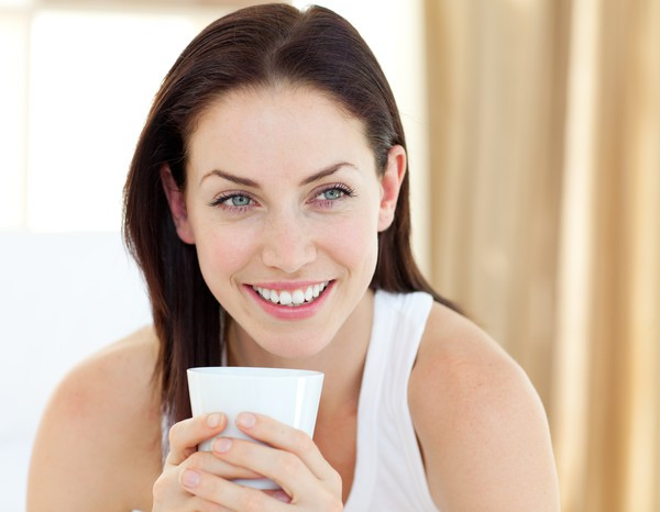 Зеленый чай ускоряет метаболизм