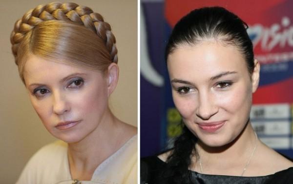 Анастасия Приходько выступила на защиту Юлии Тимошенко