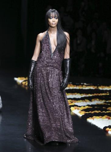 Наоми Кэмбелл  с коллегами будет искать новые лица для модной индустрии