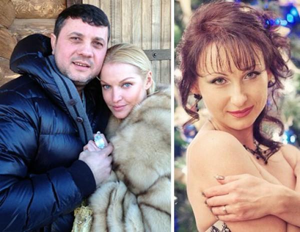 Экс-супруга Бахтияра Салимова пишет Анастасии Волочковой в Twitter