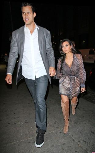 Ким и  Крис Хамфрис, второй муж