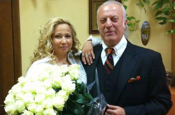 На свадьбе Ильи и Ирины Резник присутствовали только самые близкие