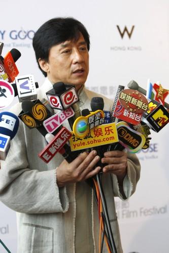 Актер Джеки Чан не будет помагать своему сыну уйти от ответственности