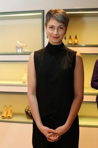Главный редактор Vogue Украина Маша Цуканова