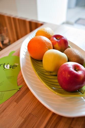 Выбирая фрукты, отдавай предпочтение спелым