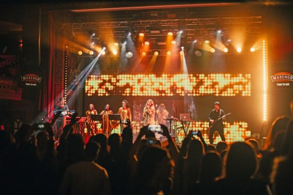 Концерт TAYANNA фото