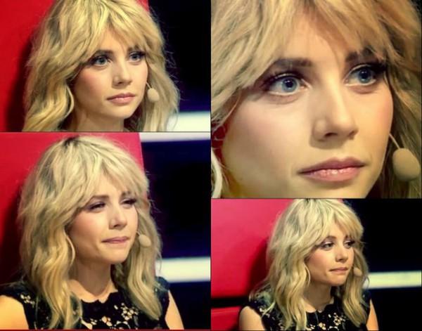 Тина Кароль в прямом эфире шоу Голос країни 3